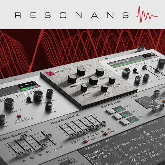 Resonans Physical Synthesizer
