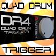 DR4 Quad Drum Trigger