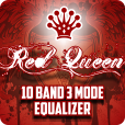 Red Queen 10 Band 3 Mode Equalizer