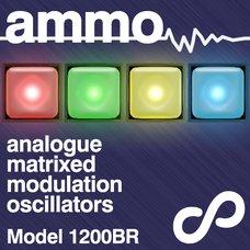 Ammo 1200BR Modulation Synthesizer