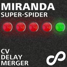 Miranda CV Delay Merger
