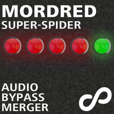 Mordred Audio Bypass Merger