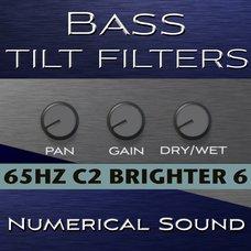 Bass Tilt Filters