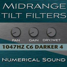 Midrange Tilt Filters