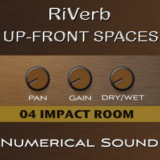 RiVerb Up-Front Spaces