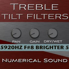 Treble Tilt Filters