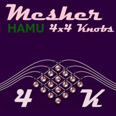 Mesher-4K - CV Knobs Mix Panel