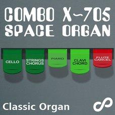 Combo X-705 Space Organ