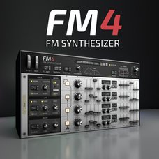 FM4 Frequency Modulation Synthesizer