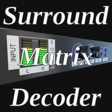 SU-27 Surround Matrix Decoder