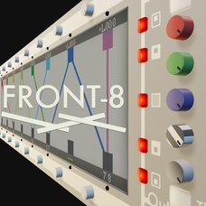 FRONT-8 Graphical CV Router