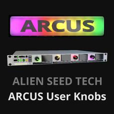 ARCUS User Knobs