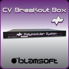 Polymodular CV Breakout Box