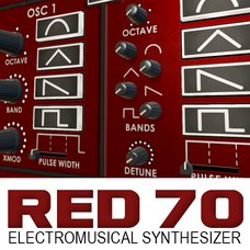 Red70 Electromusical Synthesizer