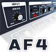 Synapse AF-4 Analog Filter