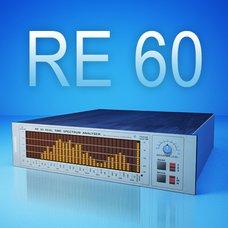 RE 60 Real Time Spectrum Analyzer