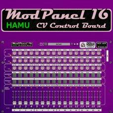 ModPanel16 CV Control Board