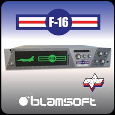 F-16 Analog Filter