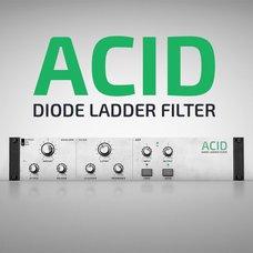 Acid Diode Ladder Filter