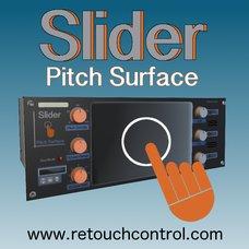 Slider Pitch Surface