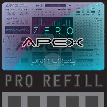 Zero Apex Pro