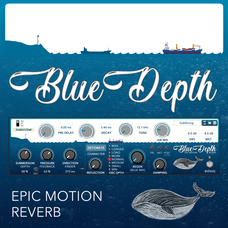 BlueDepth Epic Reverb Effect