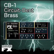 CB-1 Circuit-Bent Brass Synthesizer