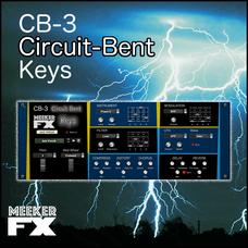 CB-3 Circuit-Bent Keys Synthesizer