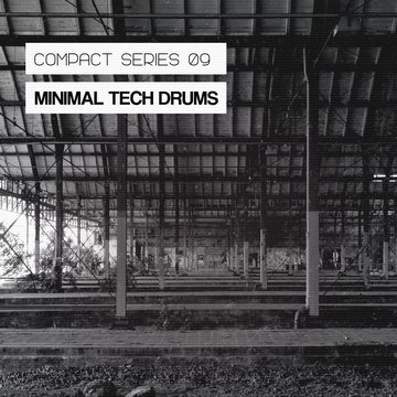 Compact Series 09 Minimal Tech Drums