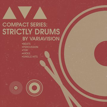 Compact Series Strictly Drums by Variavision