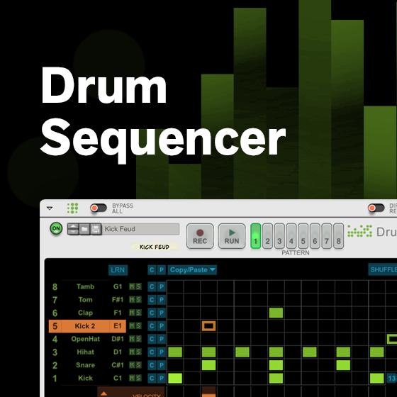 Drum Sequencer