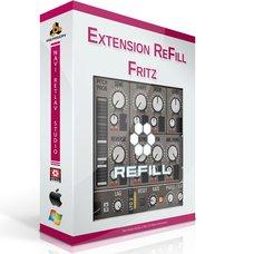 Extension ReFill - Fritz