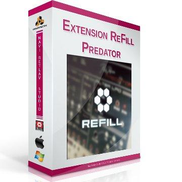 Extension ReFill-Predator