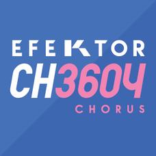 Efektor CH3604 Chorus