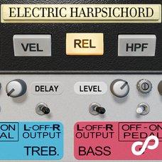 Combo Electric Harpsichord