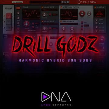 Europa Drill Godz