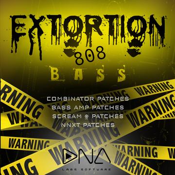 Extortion 808 Bass Refill