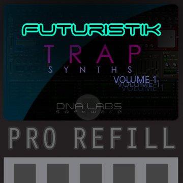 Futuristik Trap Synths 1