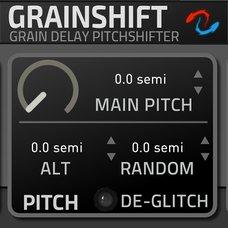 GrainShift Delay PitchShifter