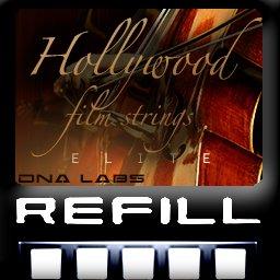 Hollywood Film Strings Elite
