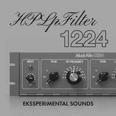HighPass LowPass Filter 1224