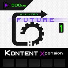 Glacius X Haunted Future 1 Xpansion