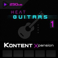 Glacius X Heat Guitars 1 Xpansion
