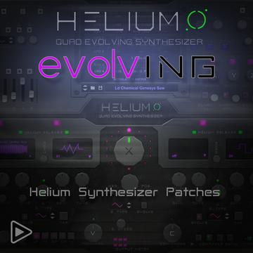 Helium Evolving