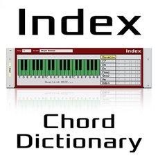 Index Chord Dictionary