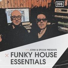 Jonk & Spook Funky House Essentials