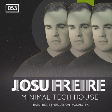 Josu Freire Minimal Tech House