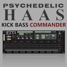 PSYH - Kick Bass Commander