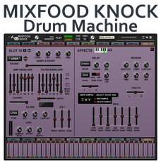 Mixfood Knock Drum Machine