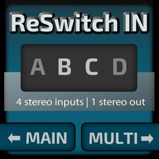 ReSwitch IN Audio Selector